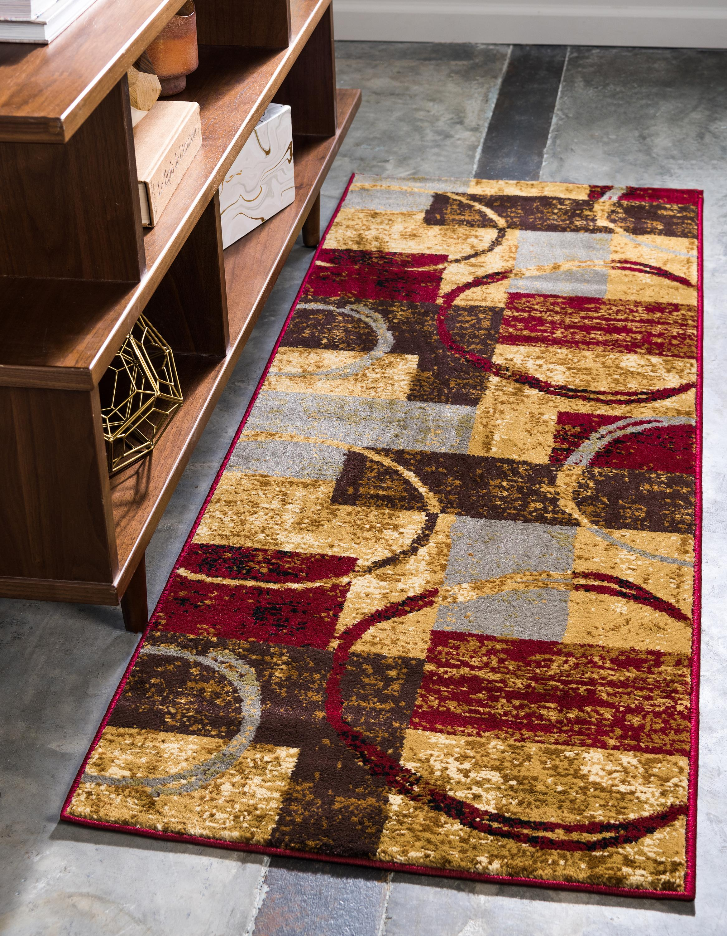 Multicolor 2 2 X 6 Cafe Runner Rug Rugs Com