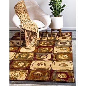 Unique Loom 2' 2 x 3' Barista Rug