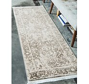 Link to 2' 7 x 10' New Vintage Runner Rug