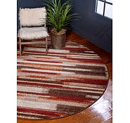 Link to Unique Loom 3' 3 x 3' 3 Autumn Round Rug