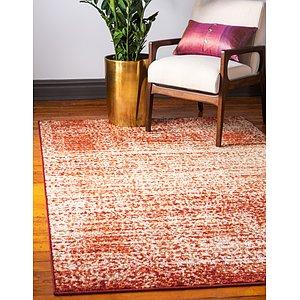 Unique Loom 9' x 12' Autumn Rug