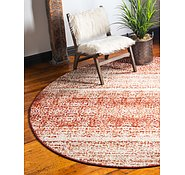 Link to Unique Loom 8' x 8' Autumn Round Rug