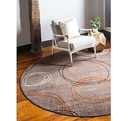 Link to 8' x 8' Harvest Round Rug