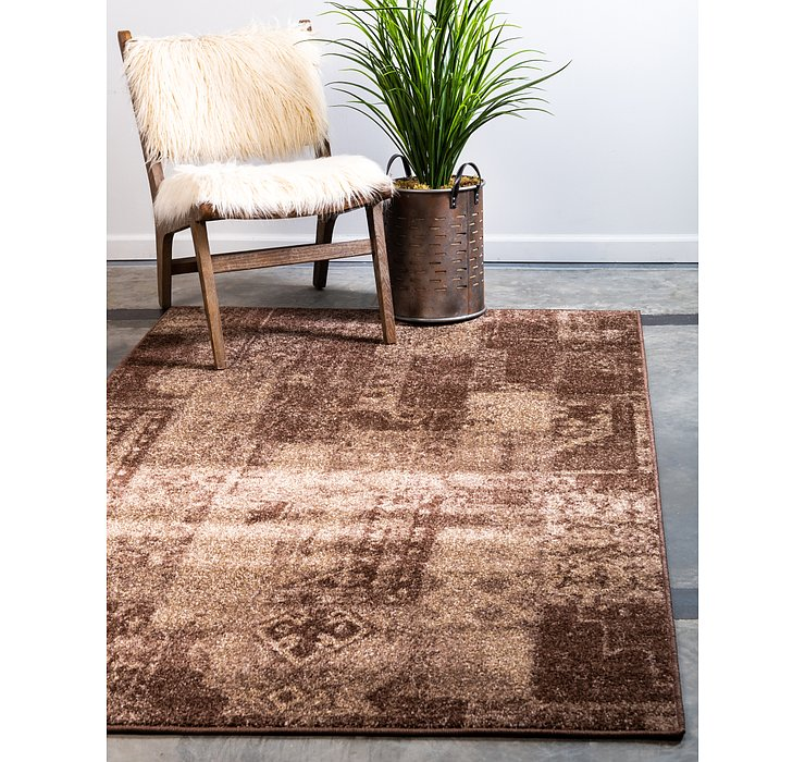 Brown Equinox Rug