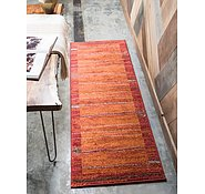 Link to Unique Loom 2' 6 x 10' Autumn Runner Rug