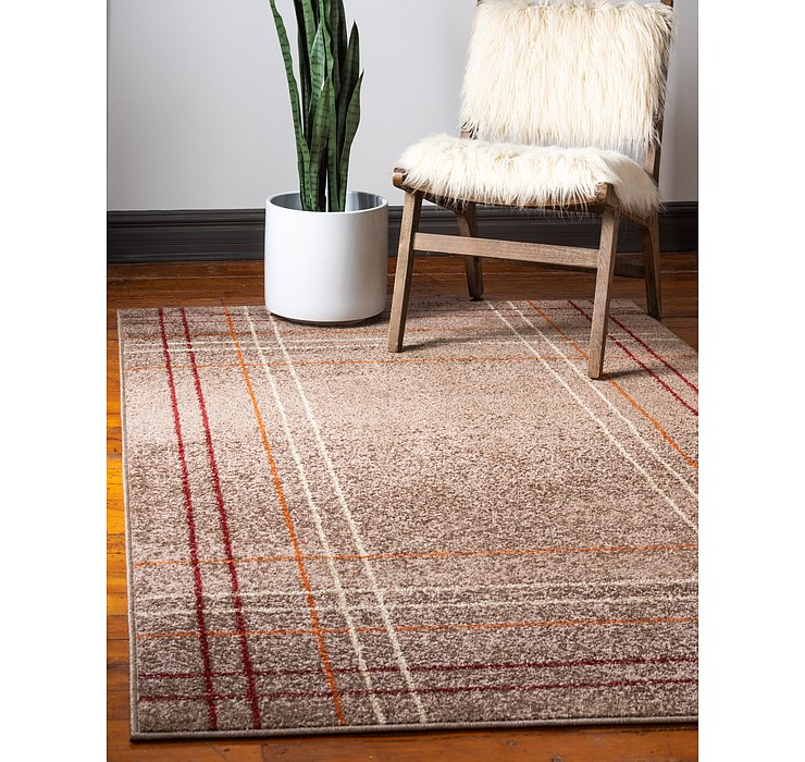 Light Brown Equinox Rug
