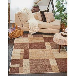 160x240 brown modern rugs rugs