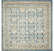 Link to 4' x 4' Vienna Square Rug