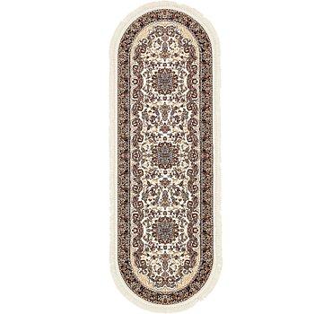 99x300 Mashad Design Rug