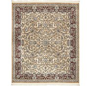 Link to 8' 4 x 10' Tabriz Design Rug