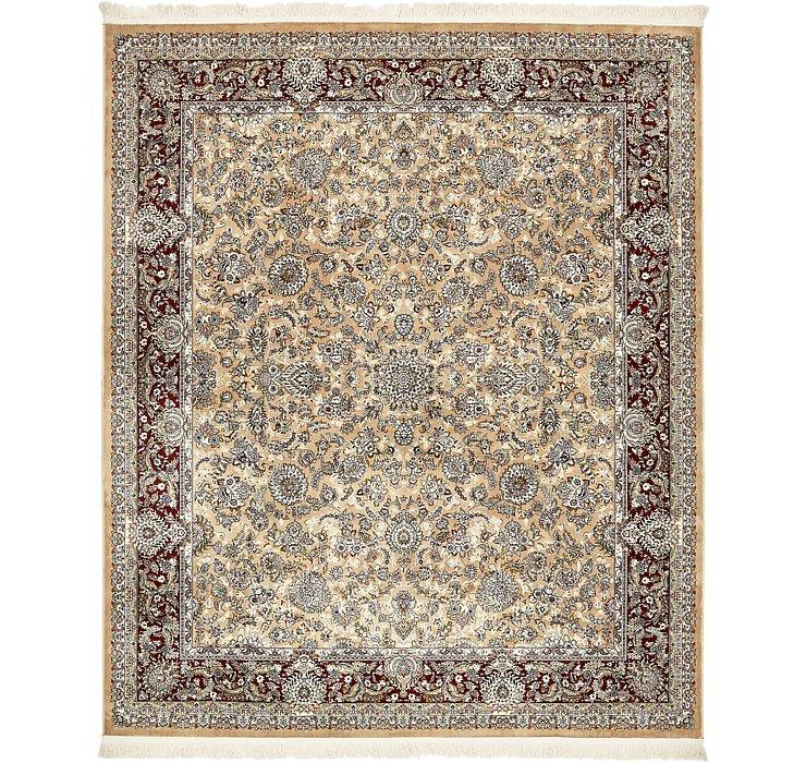 8' 4 x 10' Tabriz Design Rug