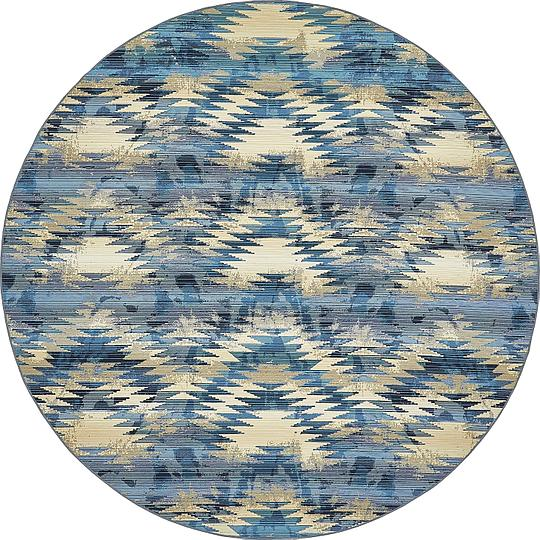 8 Outdoor Round Rugs