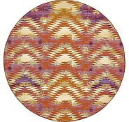 Link to 245cm x 245cm Eden Outdoor Round Rug