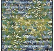 Link to 183cm x 183cm Outdoor Modern Square Rug