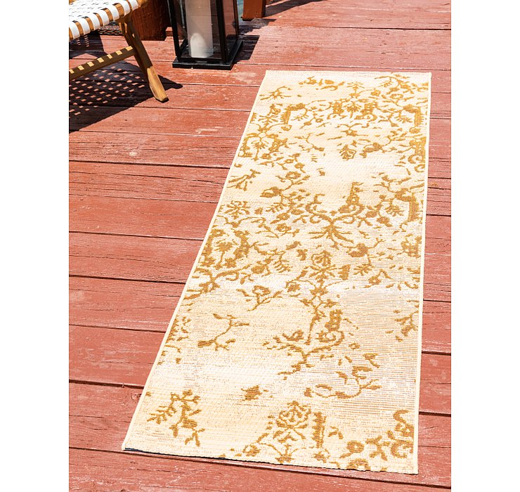 2' x 6' Outdoor Botanical Runne...