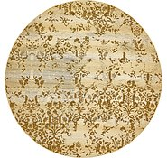 Link to 8' x 8' Outdoor Botanical Round Rug