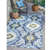 Link to 5' 3 x 8' Eden Outdoor Rug