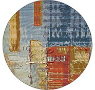 Link to 8' x 8' Eden Outdoor Round Rug