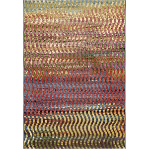 Unique Loom 5' 3 x 8' Outdoor Modern Rug