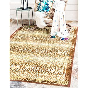 Unique Loom 2' 2 x 3' Outdoor Rug