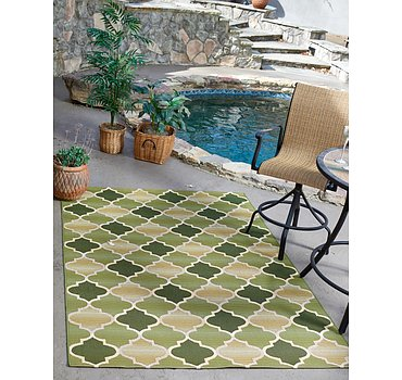 160x244 Eden Outdoor Rug