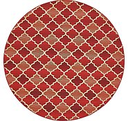 Link to Unique Loom 8' x 8' Outdoor Round Rug