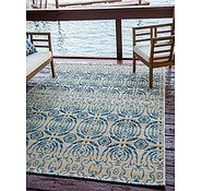 Link to 160cm x 245cm Outdoor Modern Rug