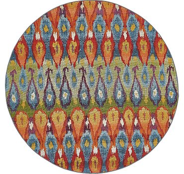 244x244 Eden Outdoor Rug