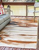 Unique Loom 10' x 12' Outdoor Modern Rug thumbnail image 1