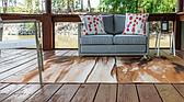 Unique Loom 10' x 12' Outdoor Modern Rug thumbnail image 3