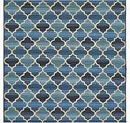 Link to 6' x 6' Outdoor Trellis Square Rug