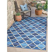 Link to 122cm x 183cm Outdoor Trellis Rug