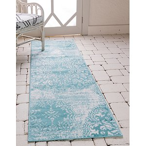 Unique Loom 2' x 6' 7 Sofia Runner Rug