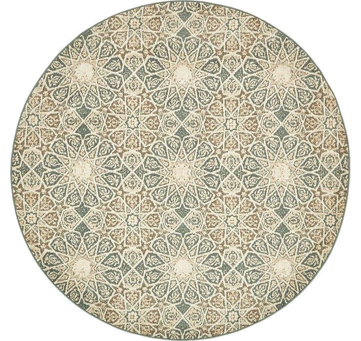 8' x 8' Sahara Round Rug