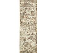 Link to Unique Loom 2' x 6' Sahara Runner Rug