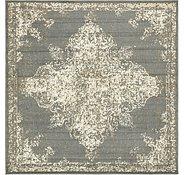 Link to 8' x 8' Sahara Square Rug