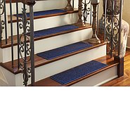 Link to 1' x 2' 7 Solid Stair Tread Rug