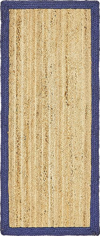 Natural 2 6 X 6 Braided Jute Runner Rug Area Rugs