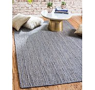 Link to Unique Loom 2' x 3' Braided Jute Rug