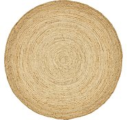 Link to 8' x 8' Braided Jute Round Rug