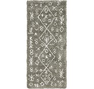 Link to 80cm x 183cm Marrakesh Shag Runner Rug