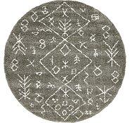 Link to 8' x 8' Marrakesh Shag Round Rug