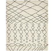 Link to 8' x 10' Marrakesh Shag Rug