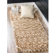 Link to 2' 7 x 10' Marrakesh Shag Runner Rug