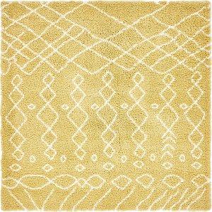 8' x 8' Marrakesh Shag Square Rug