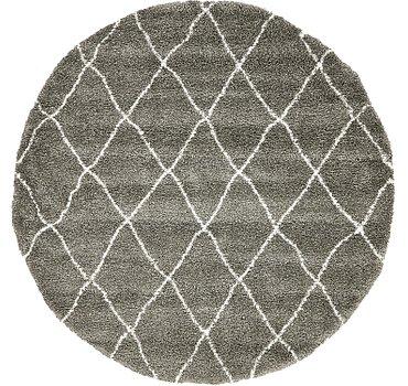 244x244 Marrakesh Shag Rug