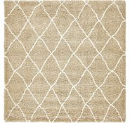 Link to 245cm x 245cm Marrakesh Shag Square Rug