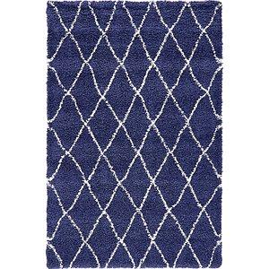 5' x 8' Marrakesh Shag Rug