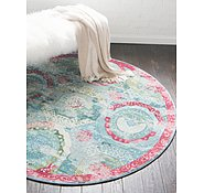 Link to Unique Loom 8' 4 x 8' 4 Baracoa Round Rug