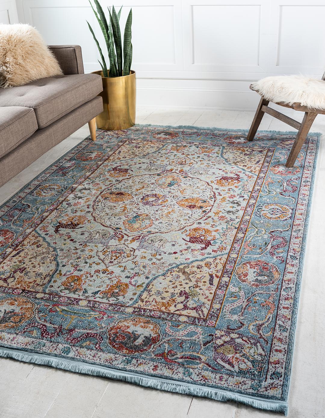 khamseh persian bag antique arab rug
